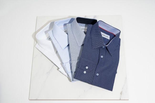 Firmowe koszule z nadrukiem - rodzaje odzieży pracowniczej